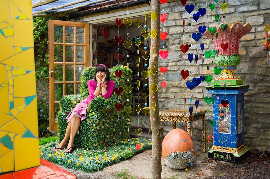 Candace-Bahouth-Portrait-Garden
