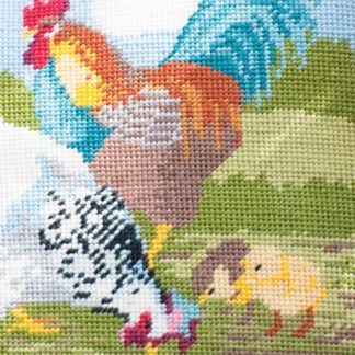Ehrman-Farmyard-Hens-1-2