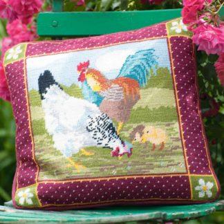 Ehrman-Farmyard-Hens-1
