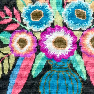Ehrman-Needlepoint-Arabian-Flowers-2
