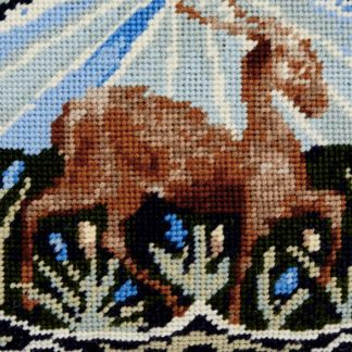 Ehrman-Needlepoint-De-Morgan-Antilope-2