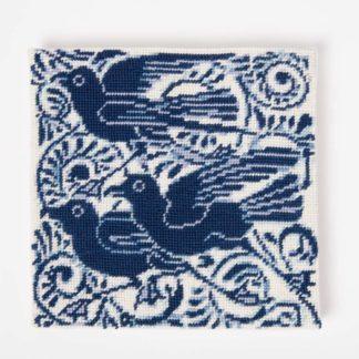 Ehrman-Needlepoint-De-Morgan-Songbirds-1