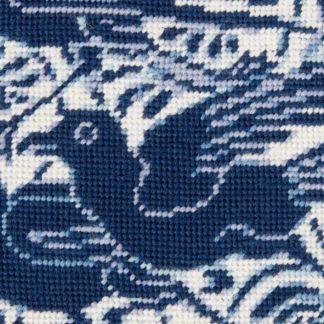 Ehrman-Needlepoint-De-Morgan-Songbirds-2