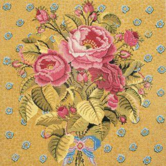 Ehrman-Needlepoint-Golden-Roses-1