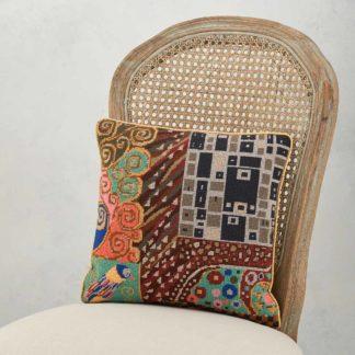 Ehrman-Needlepoint-Klimt-Chocolate-1