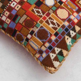 Ehrman-Needlepoint-Klimt-Chocolate-4