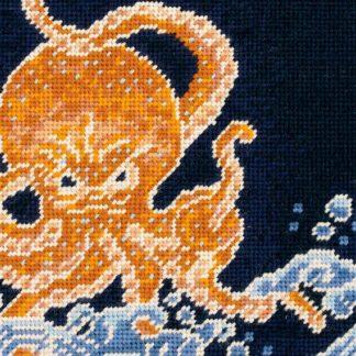 Ehrman-Needlepoint-Octopus-Panel-2
