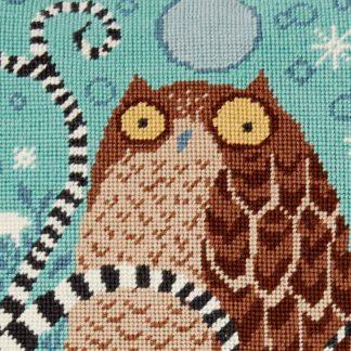 Ehrman-Needlepoint-Owl-3