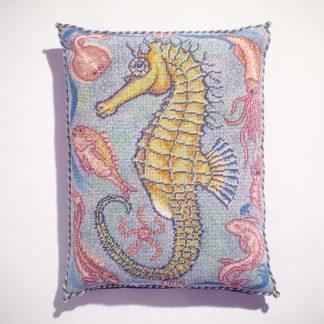 Ehrman-Needlepoint-Pale-Seahorse-1