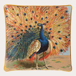 Ehrman-Needlepoint-Peacock-1