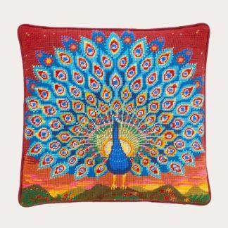 Ehrman-Needlepoint-Peacock-at-Sunset-1