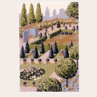 Ehrman-Needlepoint-Topiary-Garden-1