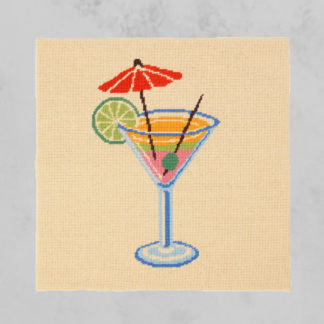 Ehrman-Needlepoint-Yellow-Cocktail-1
