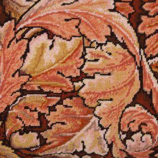 Ehrman-Needlepoint-Morris-Leaves-Cushion-1-3