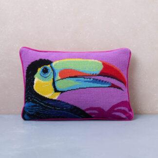 Ehrman-Needlepoint-Rainbow-Toucan-1
